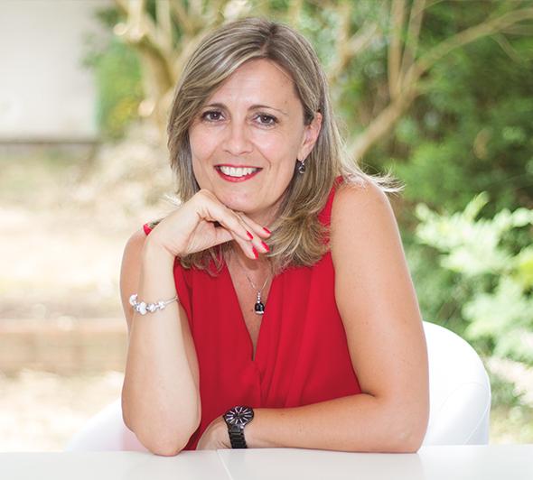 Hypnothérapeute à Vauréal Sandrine JEGAT
